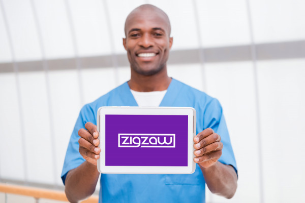 Sample branding #2 for Zigzaw