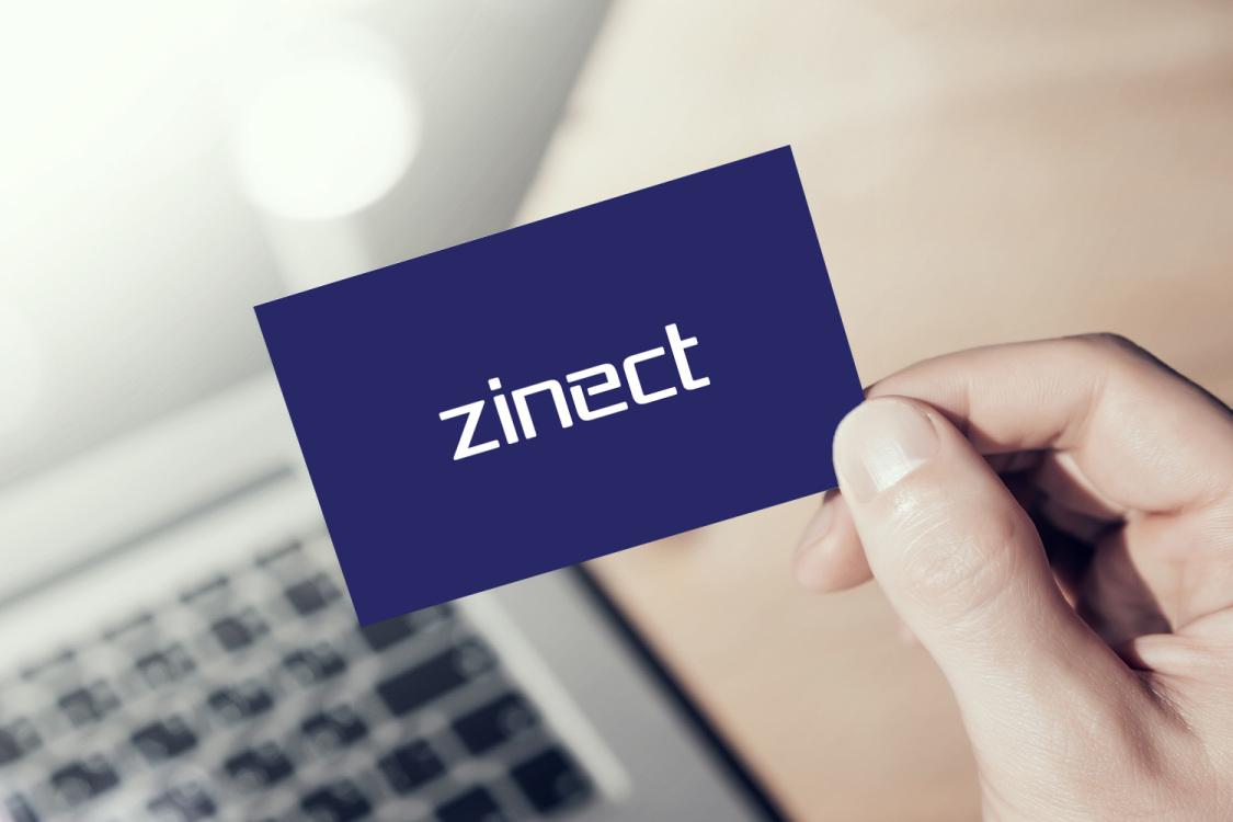 Sample branding #2 for Zinect