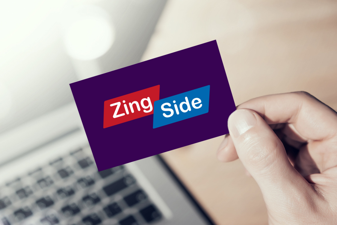 Sample branding #2 for Zingside