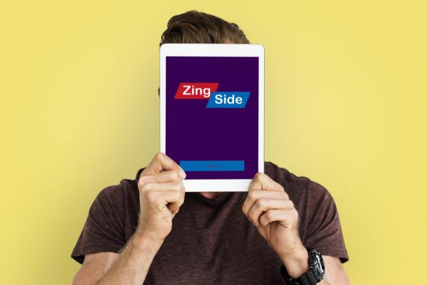 Sample branding #2 for Zingside