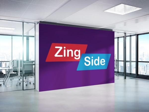Sample branding #3 for Zingside