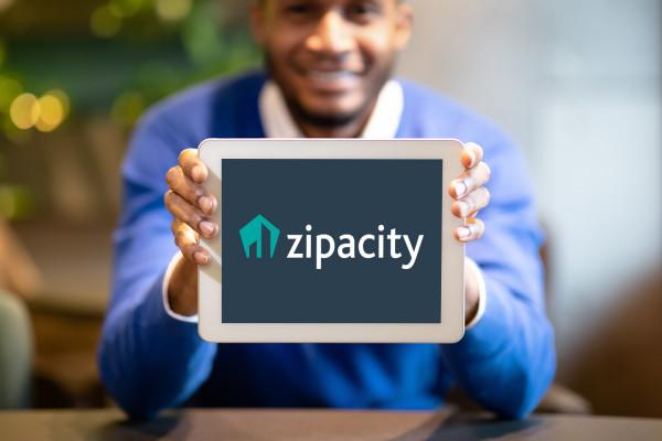 Sample branding #2 for Zipacity