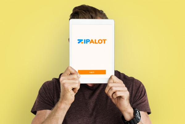Sample branding #3 for Zipalot