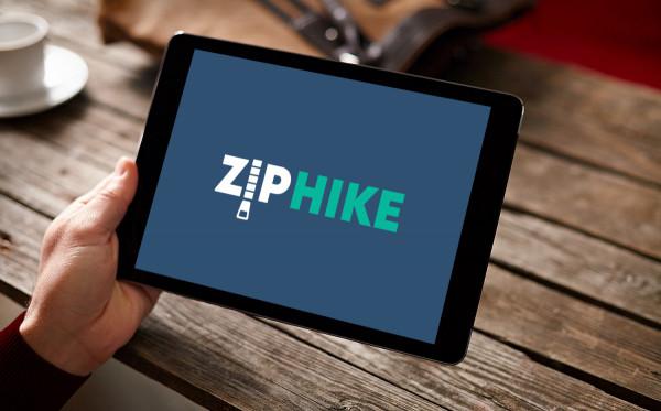 Sample branding #3 for Ziphike