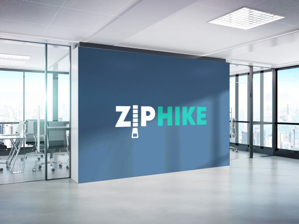 Sample branding #1 for Ziphike