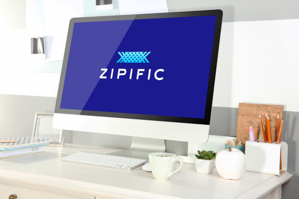 Sample branding #3 for Zipific