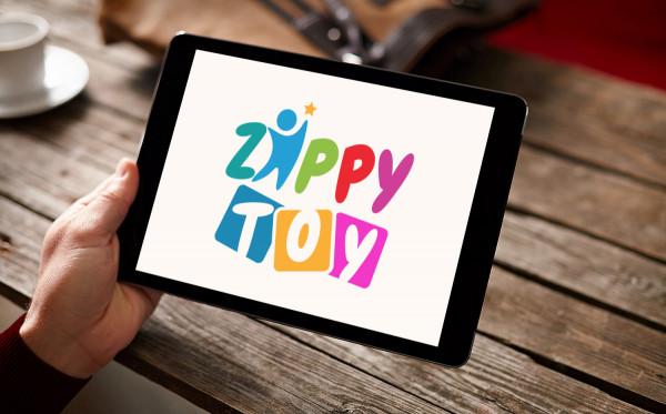 Sample branding #1 for Zippytoy