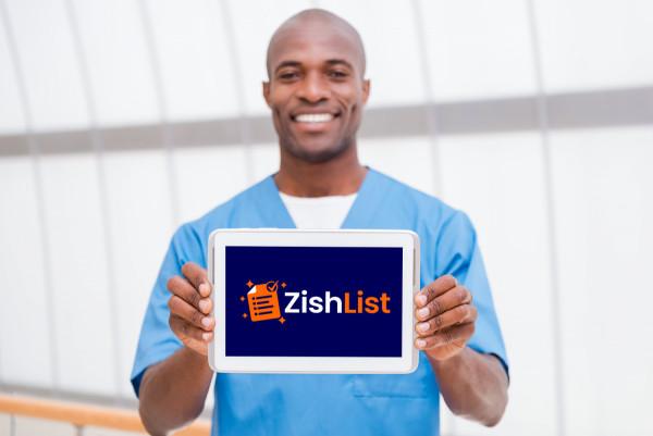 Sample branding #3 for Zishlist