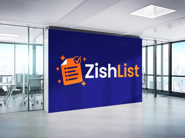 Sample branding #1 for Zishlist