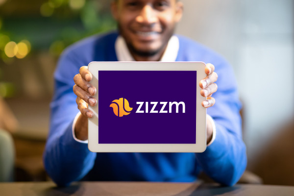 Sample branding #2 for Zizzm