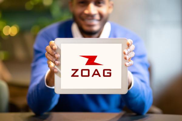 Sample branding #3 for Zoag