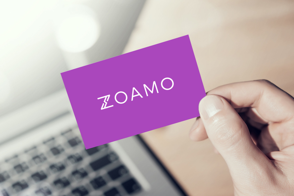 Sample branding #1 for Zoamo