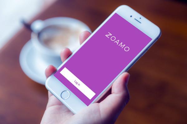 Sample branding #1 for Zoamo