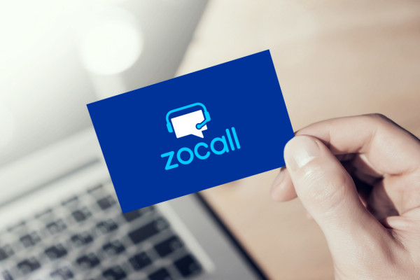 Sample branding #1 for Zocall