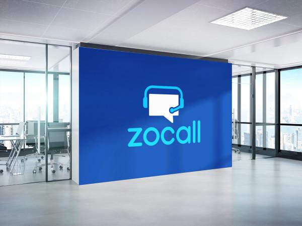 Sample branding #2 for Zocall