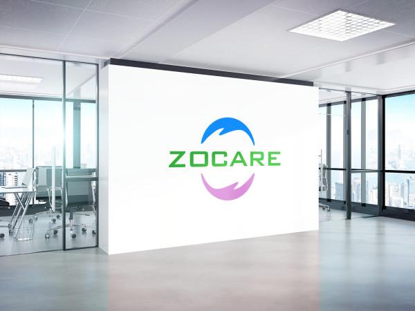 Sample branding #1 for Zocare
