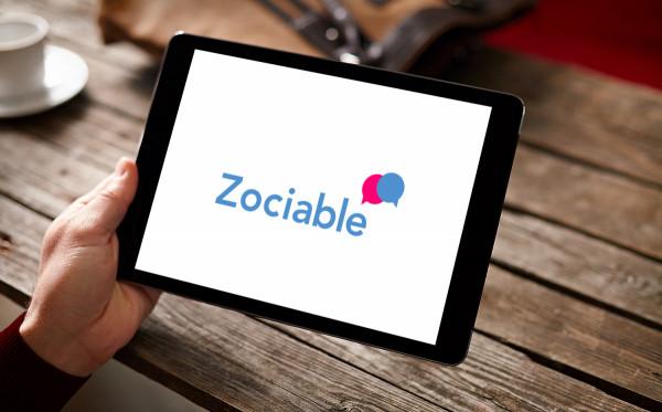 Sample branding #2 for Zociable