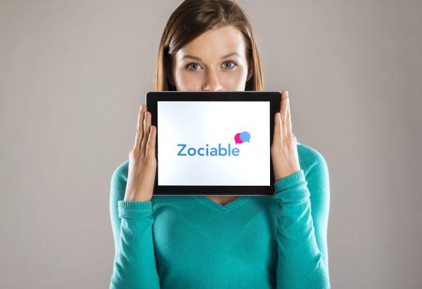 Sample branding #3 for Zociable