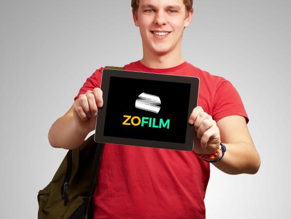 Sample branding #1 for Zofilm
