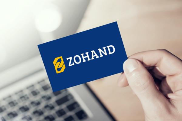 Sample branding #1 for Zohand