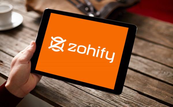 Sample branding #1 for Zohify