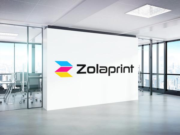 Sample branding #2 for Zolaprint