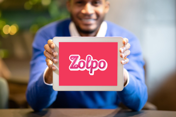 Sample branding #3 for Zolpo