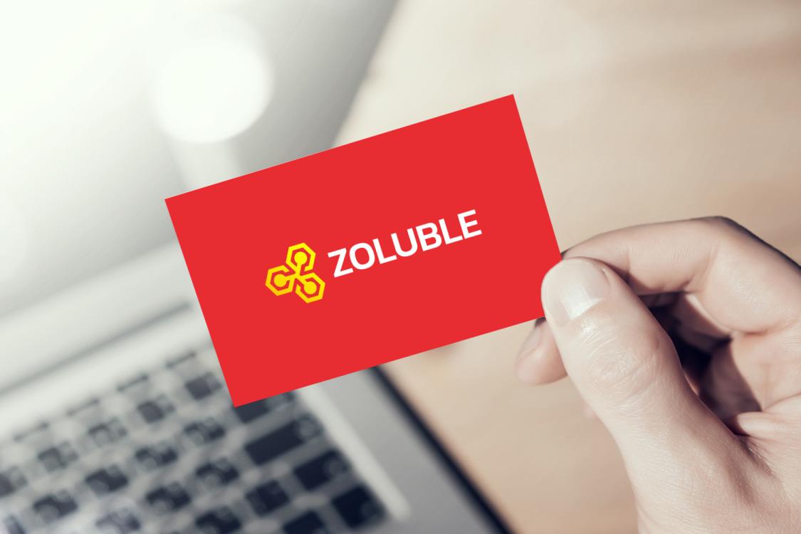 Sample branding #2 for Zoluble