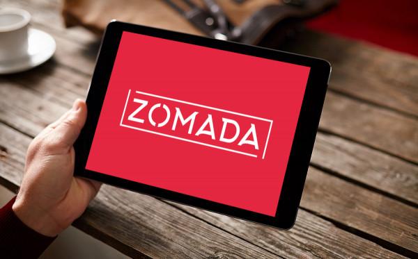 Sample branding #1 for Zomada
