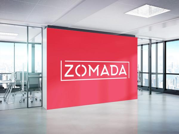 Sample branding #3 for Zomada