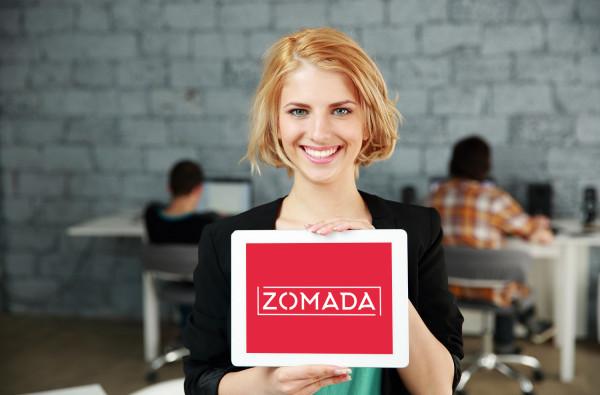 Sample branding #2 for Zomada