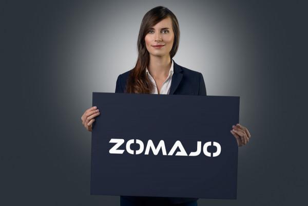 Sample branding #2 for Zomajo