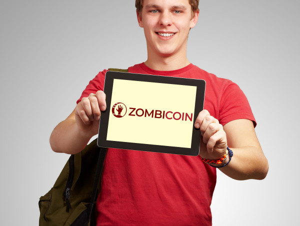 Sample branding #1 for Zombicoin