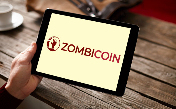 Sample branding #2 for Zombicoin