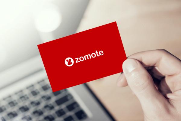 Sample branding #3 for Zomote