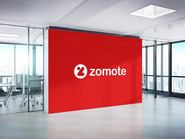 Sample branding #2 for Zomote