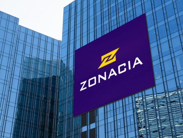 Sample branding #1 for Zonacia