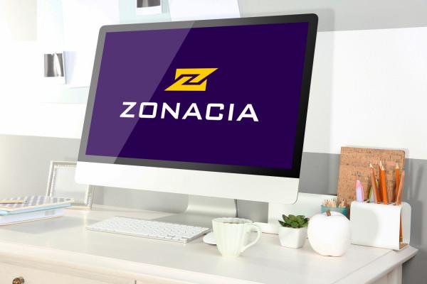Sample branding #2 for Zonacia