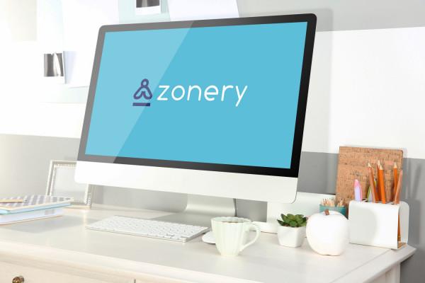 Sample branding #3 for Zonery