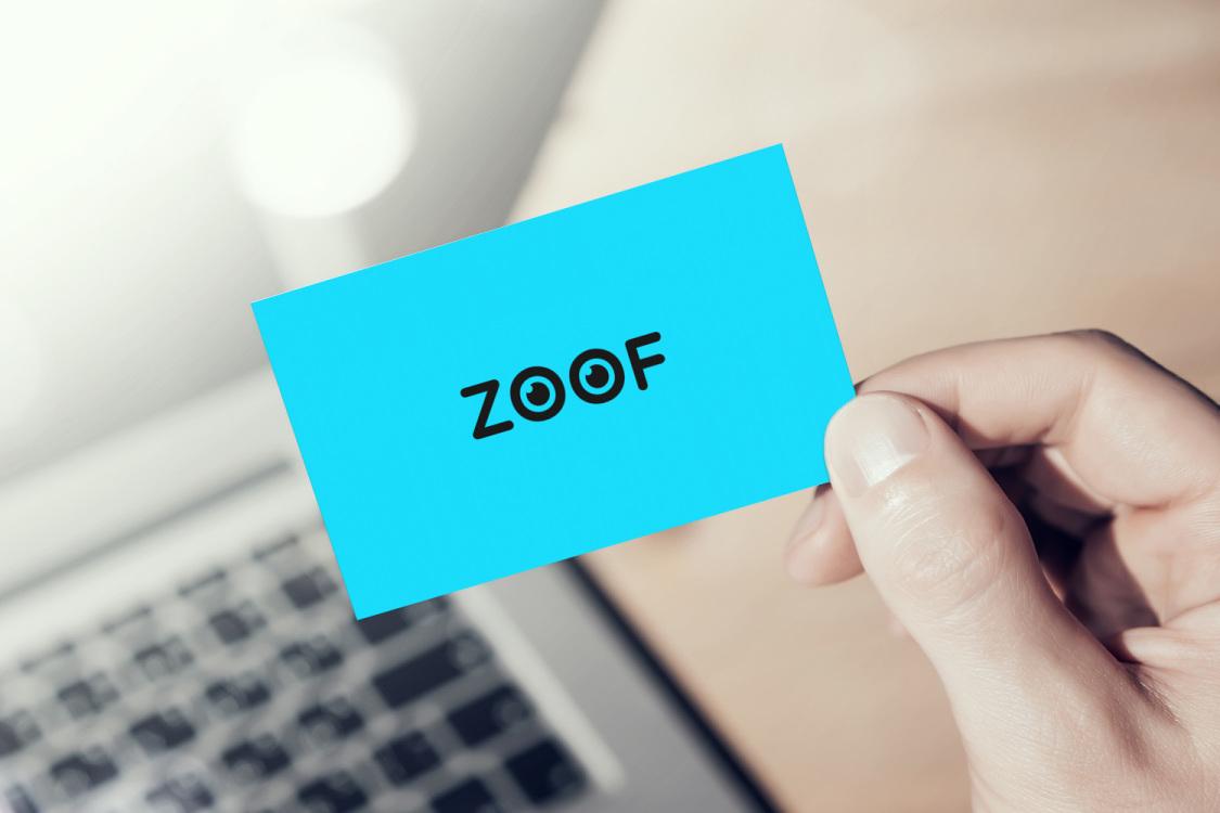 Sample branding #2 for Zoof