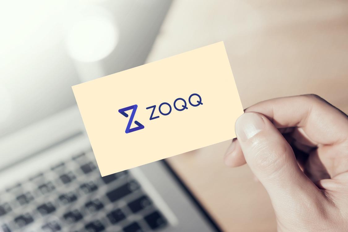 Sample branding #1 for Zoqq