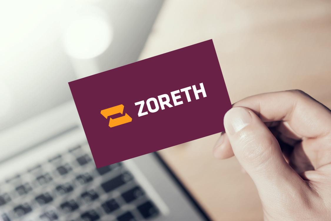 Sample branding #1 for Zoreth