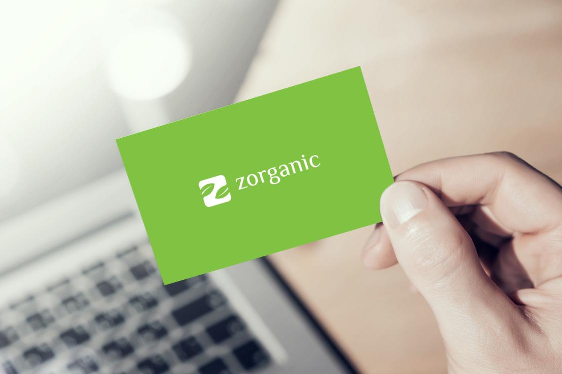 Sample branding #1 for Zorganic