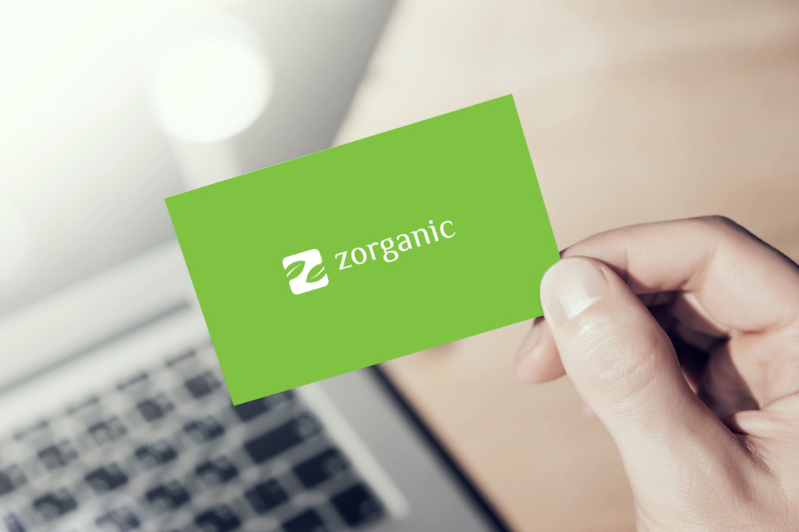 Sample branding #2 for Zorganic