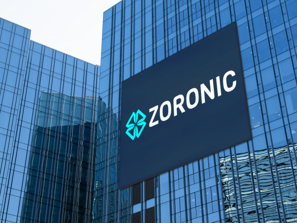 Sample branding #2 for Zoronic