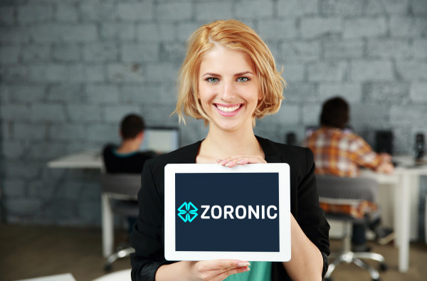 Sample branding #1 for Zoronic