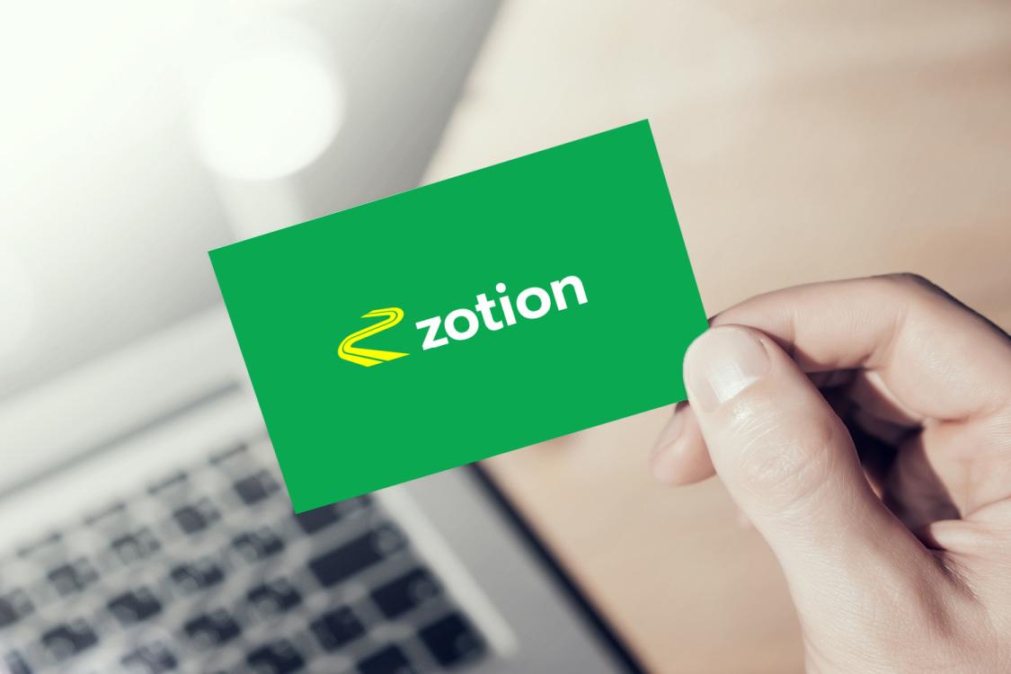 Sample branding #1 for Zotion