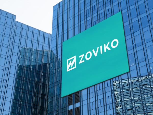 Sample branding #1 for Zoviko