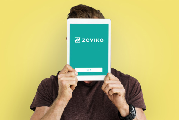 Sample branding #3 for Zoviko