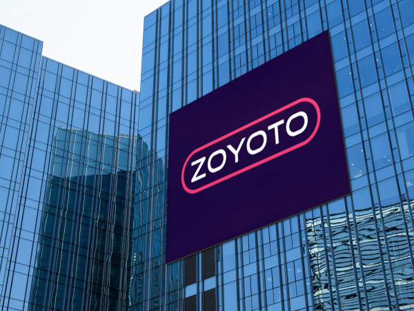 Sample branding #3 for Zoyoto